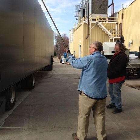 OUR TRUCKING AND PERSONAL CARE IS SECOND TO NONE 1997 HURCO BMC50P SOLD FROM PORT ERIE PLASTICS & DELIVERED TO MICHIGAN