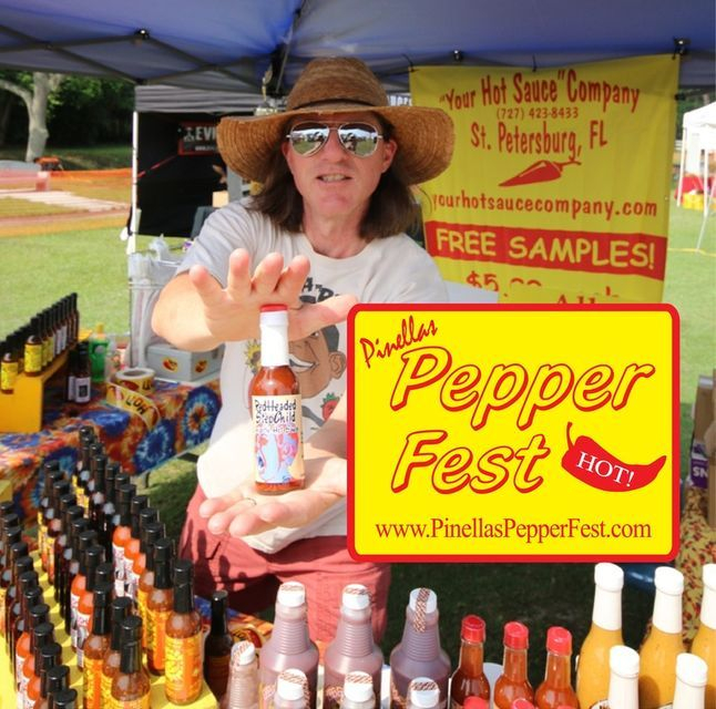 Pepper Fest!  A Spicy Food Show!