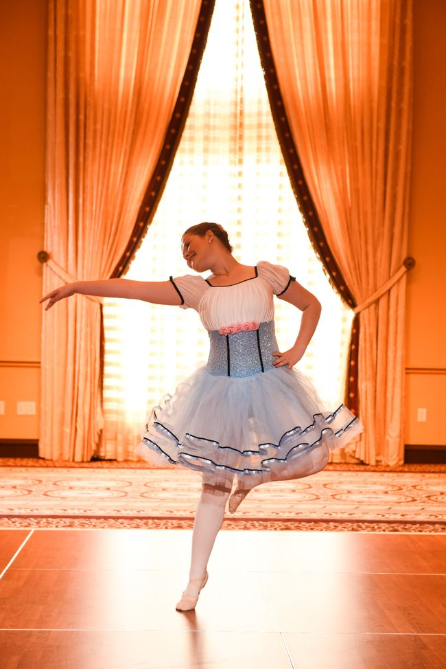 Ballet Solo by Lucy Circosta