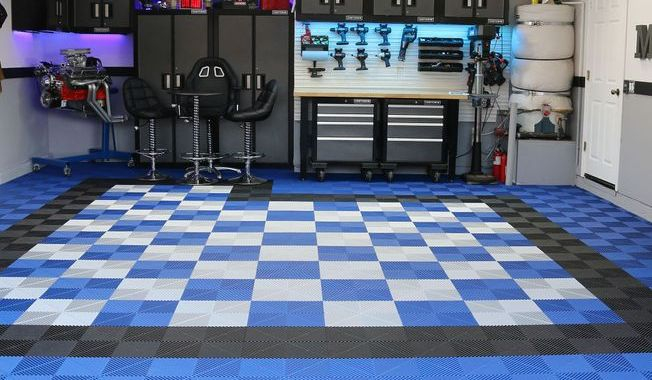 SWISS TRAX GARAGE FLOOR SYSTEM
