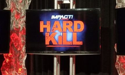Back Stag for Impact Wrestling
