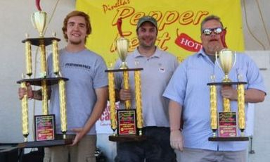 Pepper Eating Contest Winners
