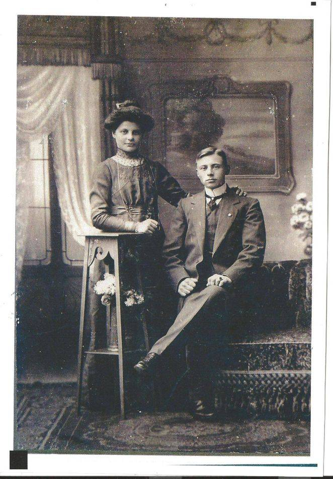 Pieter & Flora de Boer