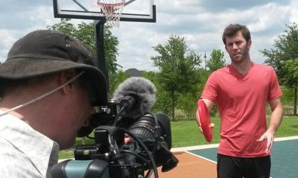 Caught on Camera shoot with Brodie Smith