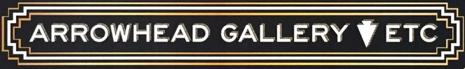 The Arrowhead gallery logo