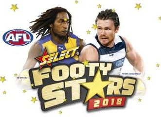 2018 AFL Select Footy Stars