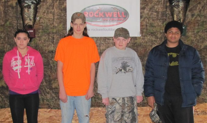 Youth Hunt Winners 2013