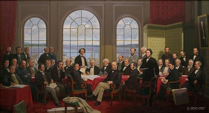 bna act of confederation