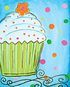 Social ArtWorking, Delicious Cupcake