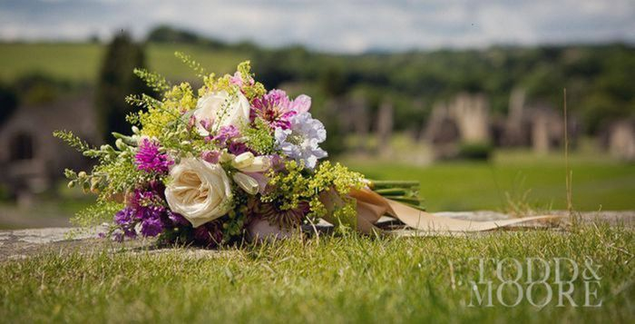 We supply wedding flowers in York and North Yorkshire