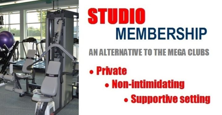 Fit & Healthy Studio Membership