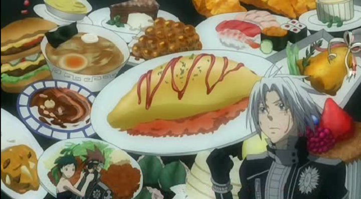 Try your palate at this variety of food found in anime.
