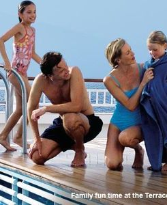 Greek to me for cruise travellers - Vomiting after swimming in public pool ...
