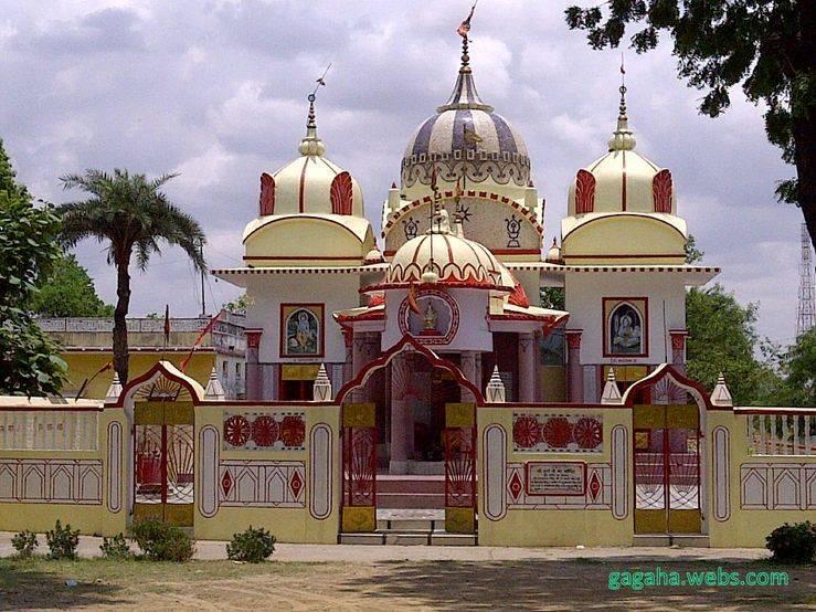 Maa Durga Temple in Gagaha