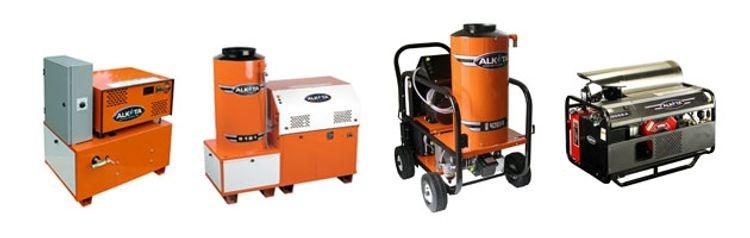 Alkota Pressure Washers New equiment