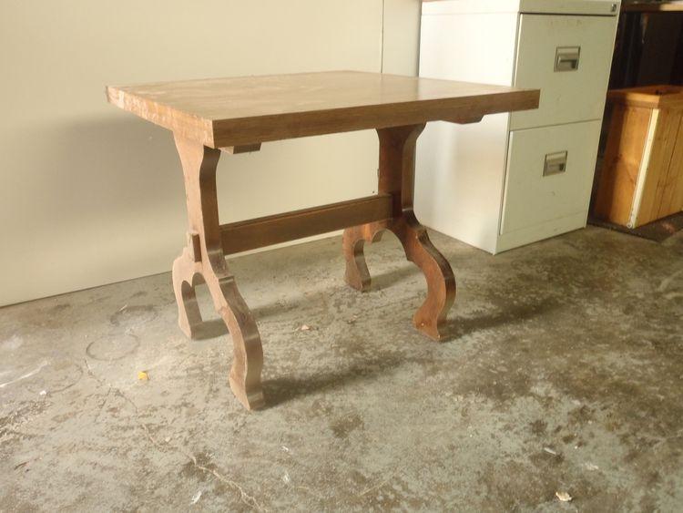 before furniture restoration