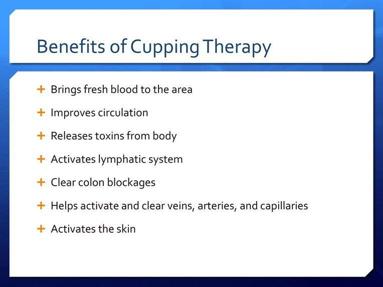 benefits of cupping JMI Therapeutic Wellness Services | Complementary and Alternative Therapies