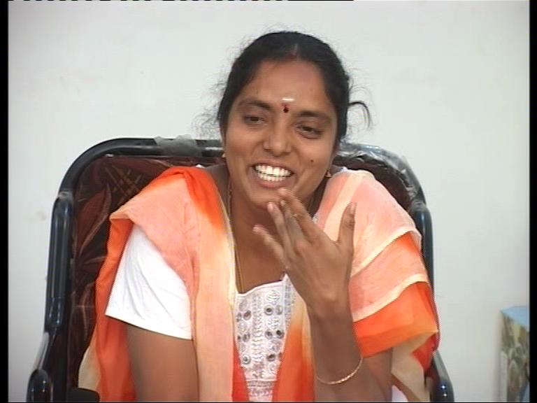Mrs. Revathy of Sivamathiyin Jeevayoga Jothimayam is Helper of Abirudhu Neuron Discovery.