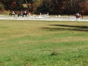 Lower Riding arena