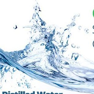 Distilled Water Supply