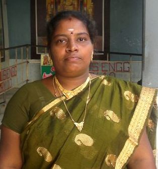 Mrs. Sivakami (God Contacter)  is one of the persons who joined both Theory & Practical in The Project Live* Breath.