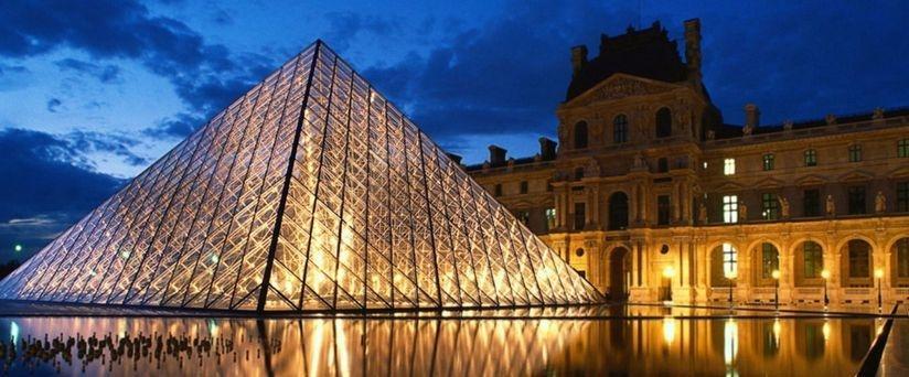 Alain Zirah au Louvre - FIAC! 2016