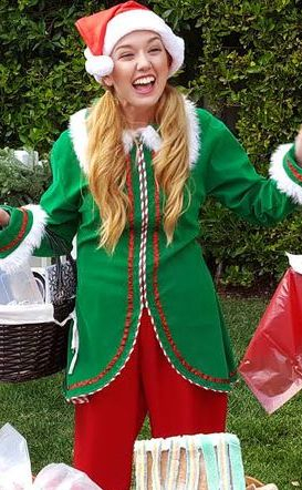 christmas elf character ideas theme party holiday los angeles