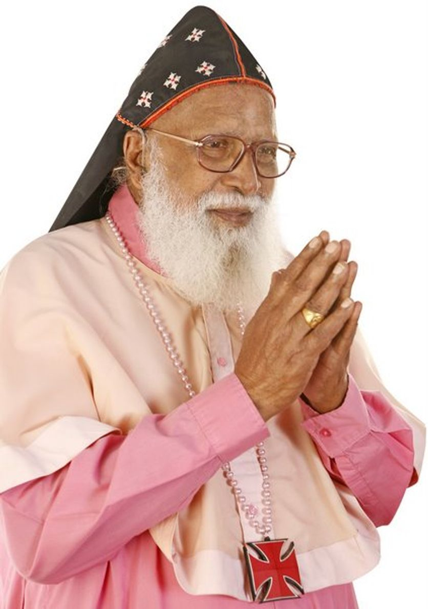 His Grace the Most Rev Dr Philipose Mar Chrysostom Valia Metropolitan