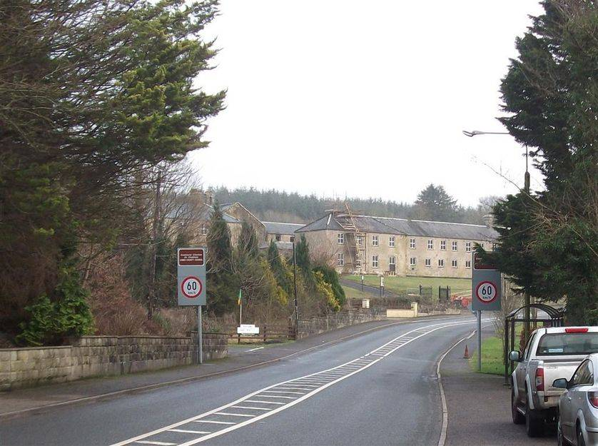 Bawnboy and the Historic Workhouse
