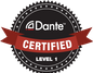 Dante Level 1 Certification