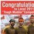 Congrats Tough Mudder Competitor