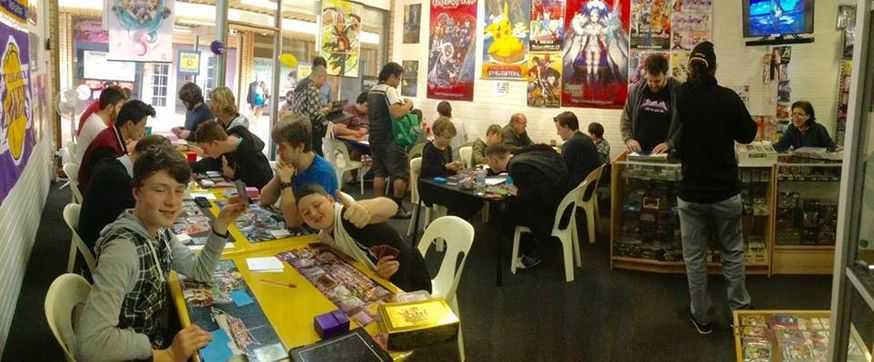 Just Cards Yu-Gi-Oh Tournament