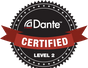 Dante Level 2 Certification