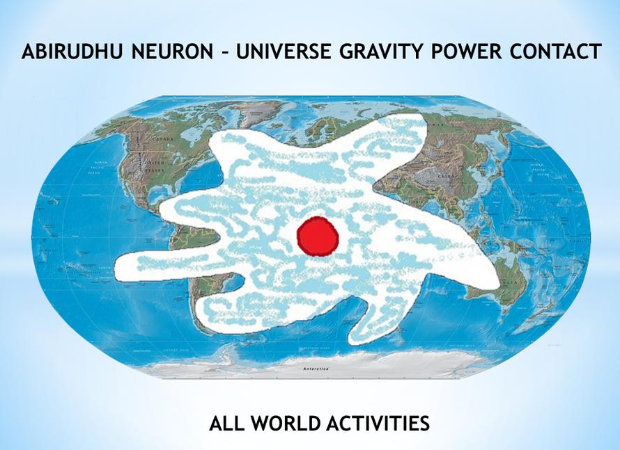 Abirudhu Neuron - Universe Gravity Power Contact. (Sivamathiyin Jeevayoga Jothimayam)