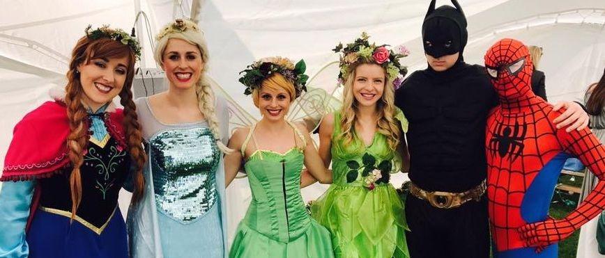 Princess Party Essex Frozen 2