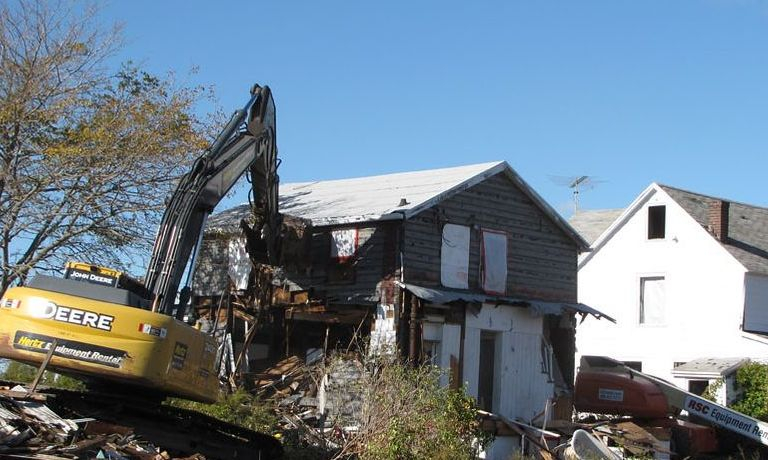 The right equipment for Demolition