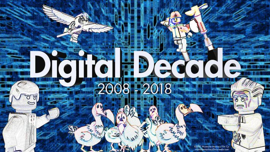 "NEW! Brace yourself for ""Digital Decade."""