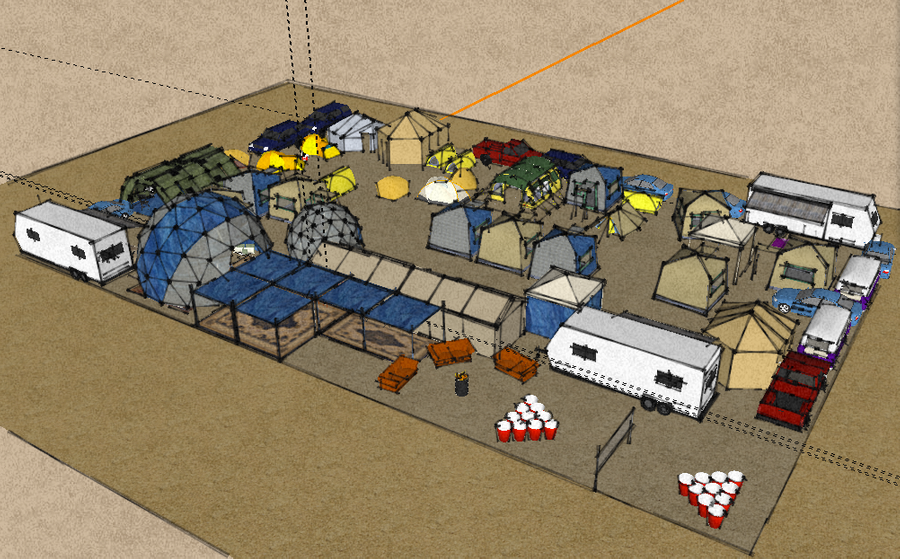 our camp concept