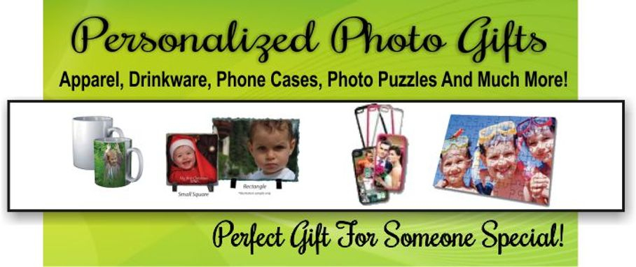 Photo Gifts Ideas for all your gift giving needs