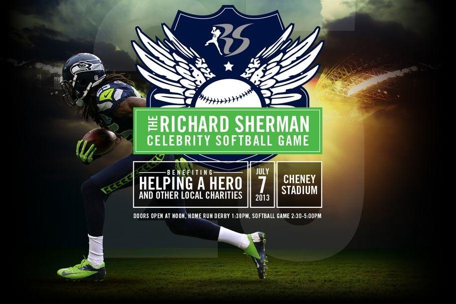 Richard Sherman announces one-year hiatus for celebrity ...