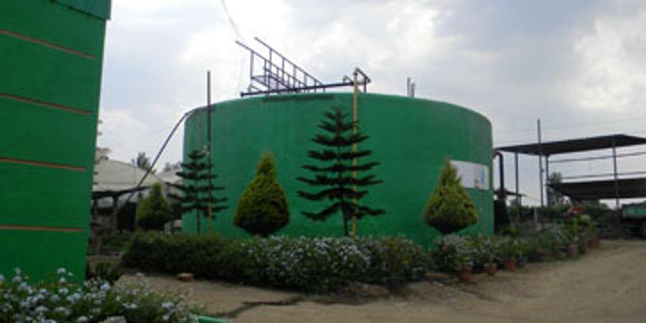 Biogas Installation - Mpumalanga