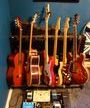 Jonathan's guitar collection