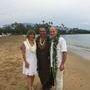 Vow Renewals while in Paradise