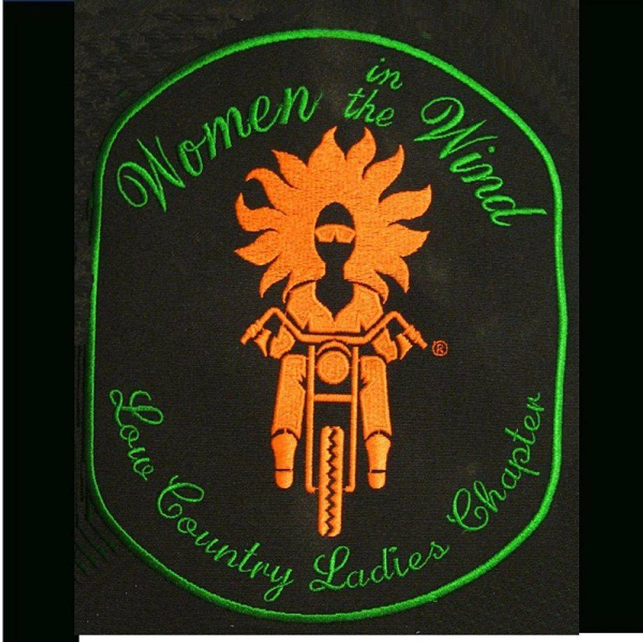 Low Country Ladies Chapter Patch
