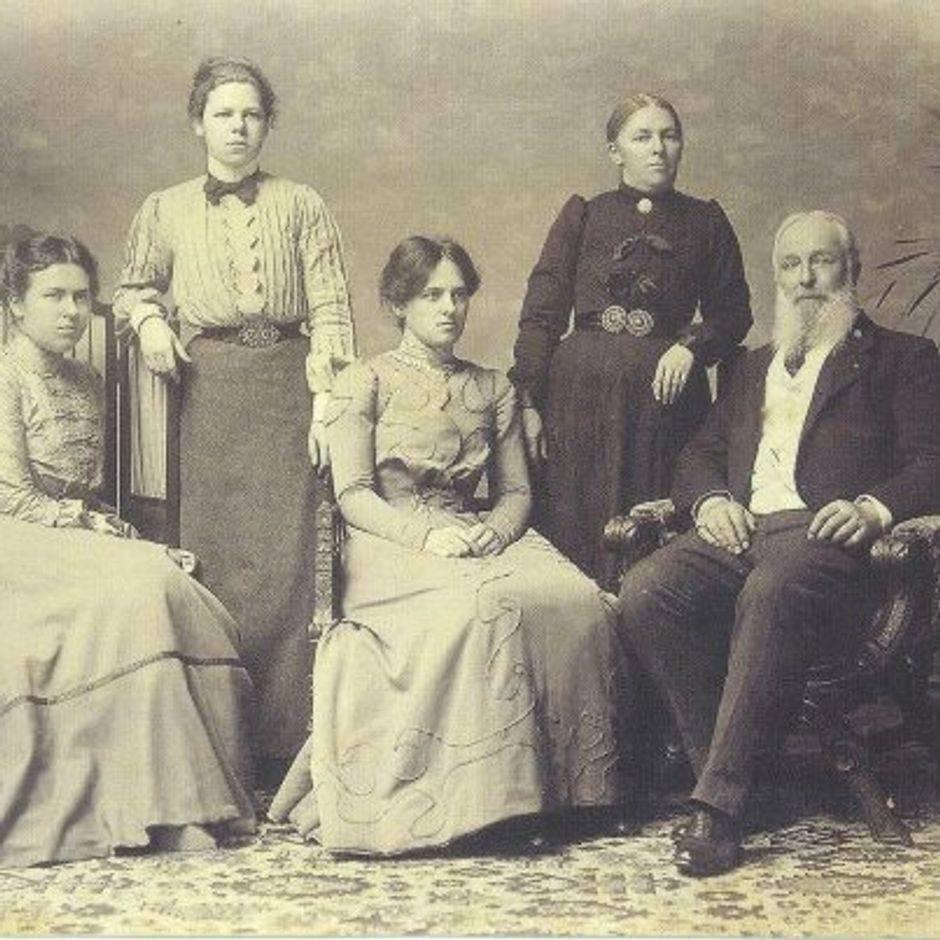 The Rheinauer Family