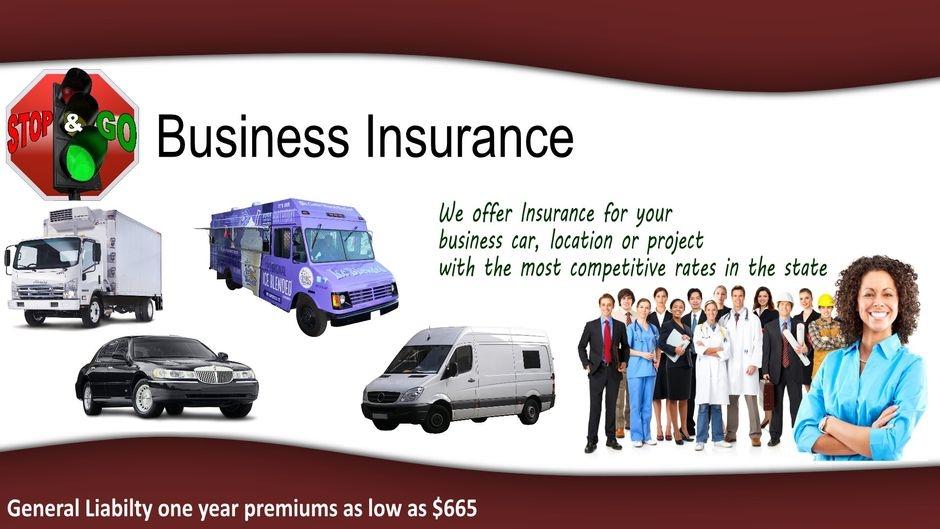 business insurance, auto insurance