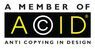 Member of ACID - copyright protected