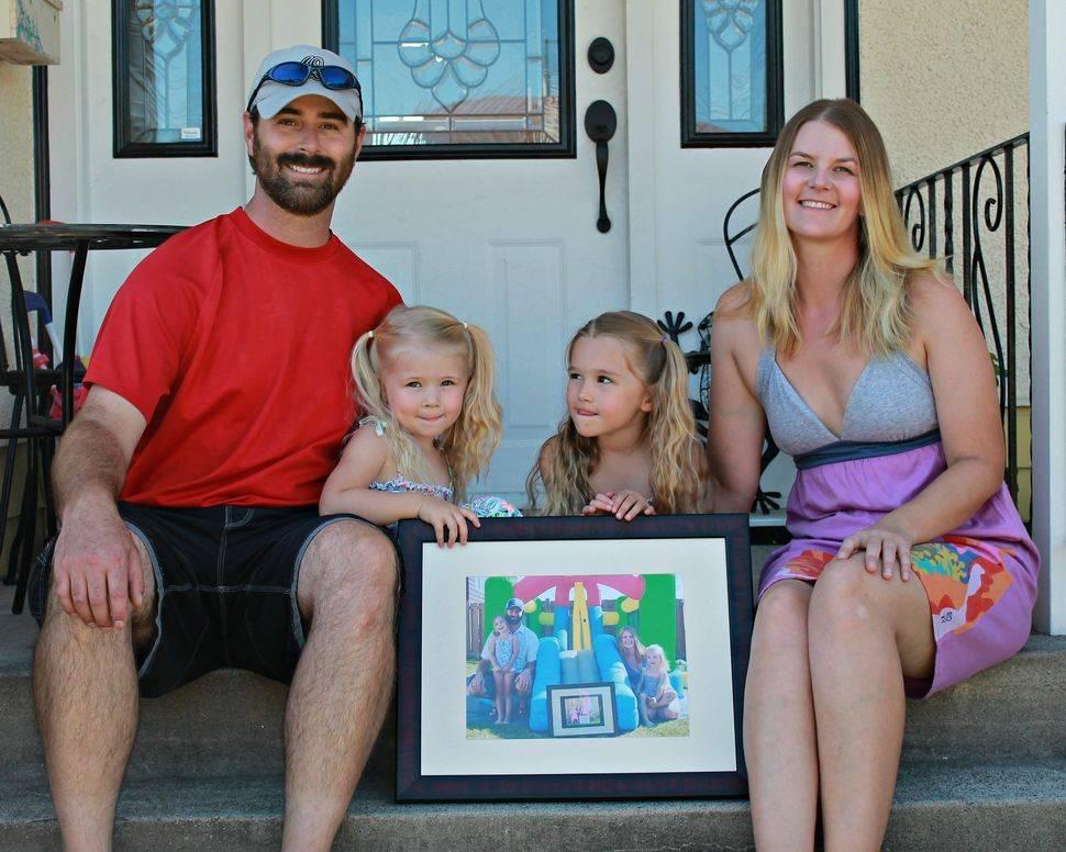 Progressive Family Portrait